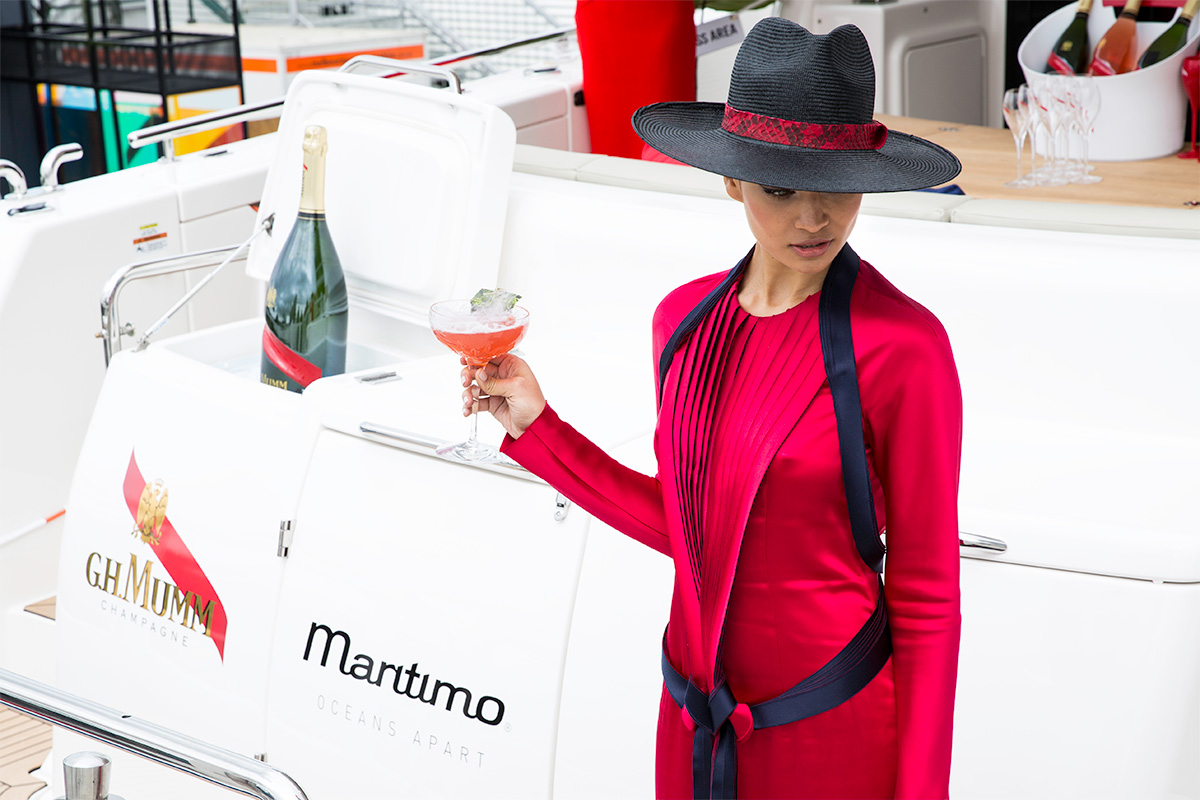 Maritimo Mumm Marquee Melbourne Cup